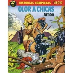 EL VIBORA HISTORIAS COMPLETAS Nº 37 OLOR A CHICAS