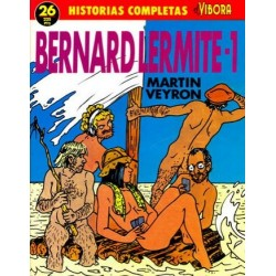 EL VIBORA HISTORIAS COMPLETAS Nº 26 BERNARD LERMITE 1