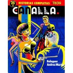 EL VIBORA HISTORIAS COMPLETAS Nº 25 CANALLA