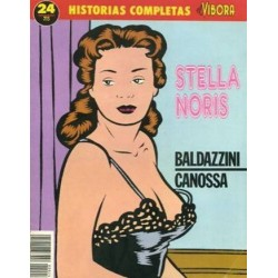 EL VIBORA HISTORIAS COMPLETAS Nº 24 STELLA NORIS