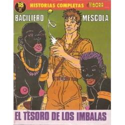 EL VIBORA HISTORIAS COMPLETAS Nº 18 EL TESORO DE LOS IMBALAS