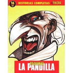 EL VIBORA HISTORIAS COMPLETAS Nº 16 LA PANDILLA
