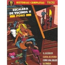EL VIBORA HISTORIAS COMPLETAS Nº 15 ESCALERA DE VECINOS 2