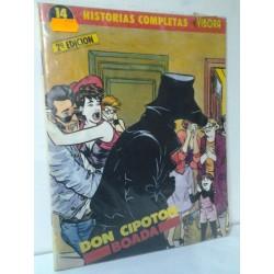 EL VIBORA HISTORIAS COMPLETAS Nº 14 DON CIPOTÓN 2ª EDICIÓN