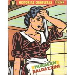EL VIBORA HISTORIAS COMPLETAS Nº 13 HURACAN