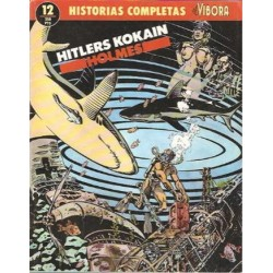EL VIBORA HISTORIAS COMPLETAS Nº 12 HITLERS KOKAIN