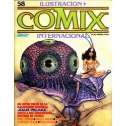 COMIX INTERNACIONAL Nº 58