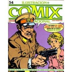 COMIX INTERNACIONAL Nº 54