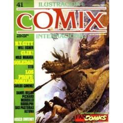 COMIX INTERNACIONAL Nº 41