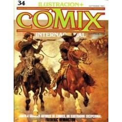 COMIX INTERNACIONAL Nº 34