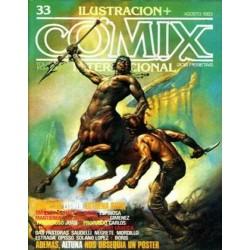 COMIX INTERNACIONAL Nº 33