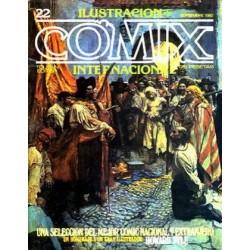 COMIX INTERNACIONAL Nº 22