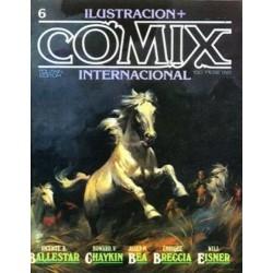 COMIX INTERNACIONAL Nº 6
