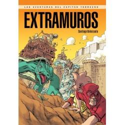 LAS AVENTURAS DEL CAPITAN TORREZNO: Nº 4 EXTRAMUROS