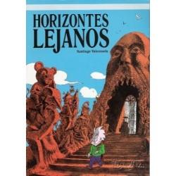 LAS AVENTURAS DEL CAPITÁN TORREZNO Nº 1 HORIZONTES LEJANOS