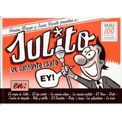 JULITO EL CANTANTE COJITO