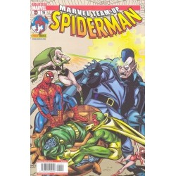 SPIDERMAN MARVEL TEAM-UP Nº 15