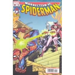 SPIDERMAN MARVEL TEAM-UP Nº 14