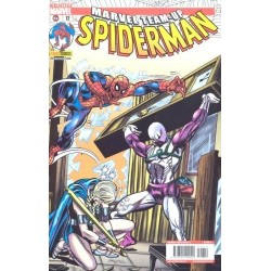 SPIDERMAN MARVEL TEAM-UP Nº 12