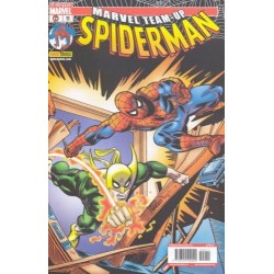 SPIDERMAN MARVEL TEAM-UP Nº 11