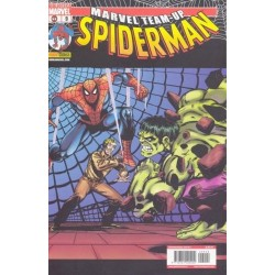 SPIDERMAN MARVEL TEAM-UP Nº 9