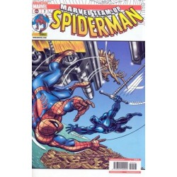 SPIDERMAN MARVEL TEAM-UP Nº 7