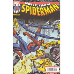 SPIDERMAN MARVEL TEAM-UP Nº 6