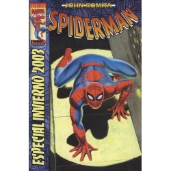 SPIDERMAN DE JOHN ROMITA ESPECIAL INVIERNO 2003