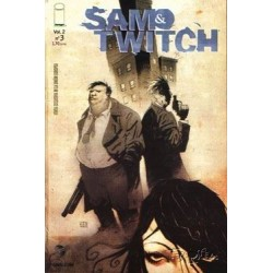 SAM AND TWITCH VOL.2 Nº 3