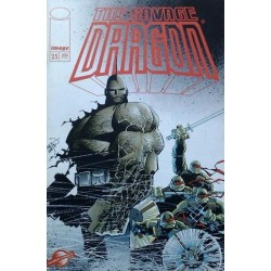 THE SAVAGE DRAGON Nº 25