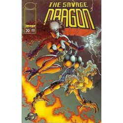 THE SAVAGE DRAGON Nº 20