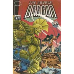 THE SAVAGE DRAGON Nº 19