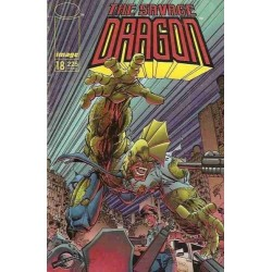 THE SAVAGE DRAGON Nº 18