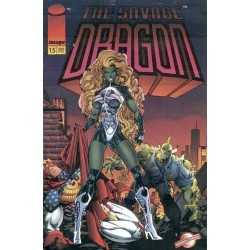 THE SAVAGE DRAGON Nº 15