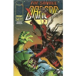 THE SAVAGE DRAGON Nº 14