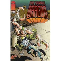 THE SAVAGE DRAGON Nº 13
