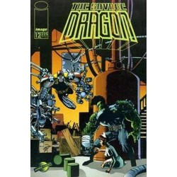THE SAVAGE DRAGON Nº 12