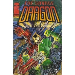 THE SAVAGE DRAGON Nº 10