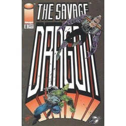 THE SAVAGE DRAGON Nº 8