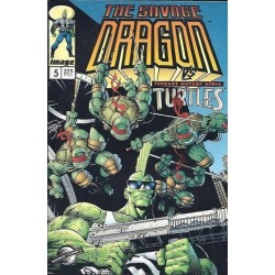 THE SAVAGE DRAGON Nº 5