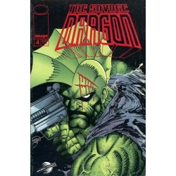 THE SAVAGE DRAGON Nº 4