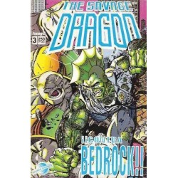 THE SAVAGE DRAGON Nº 3
