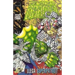 THE SAVAGE DRAGON Nº 2