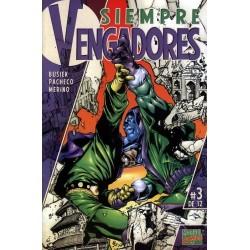 SIEMPRE VENGADORES Nº 3