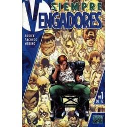 SIEMPRE VENGADORES Nº 1