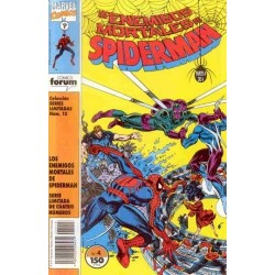 SERIES LIMITADAS Nº 13 SPIDERMAN 4 DE 4