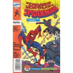 SERIES LIMITADAS Nº 10 SPIDERMAN 1 DE 4