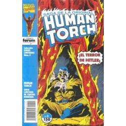 SERIES LIMITADAS Nº 3 HUMAN TORCH 3 DE 4