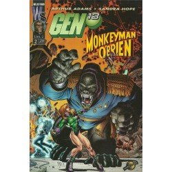 GEN 13: MONKEYMAN AND O´BRIEN Nº 2