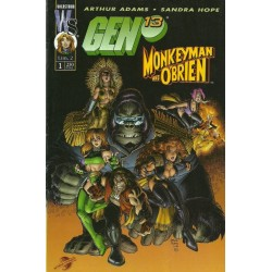 GEN 13: MONKEYMAN AND O¨BRIEN Nº 1